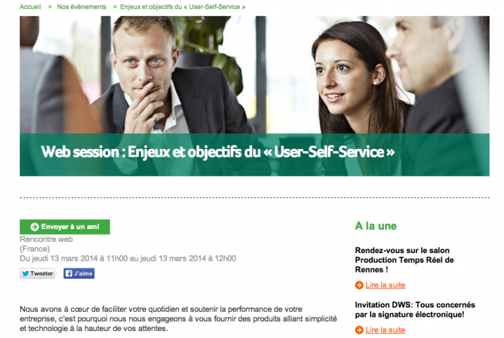 Sage France Web Session
