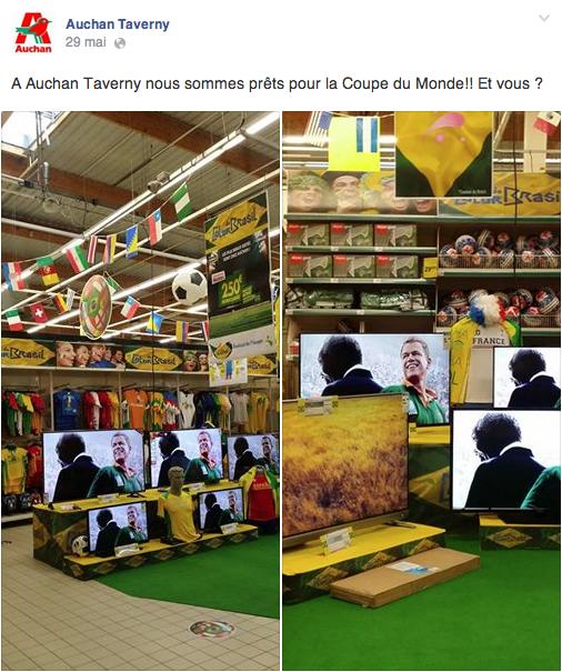 Auchan Taverny 2