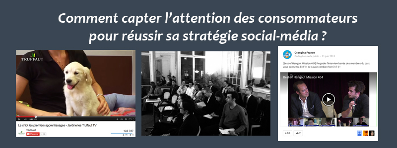 Capter attention des consommateurs