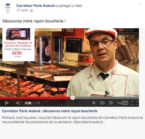 Carrefour Auteuil