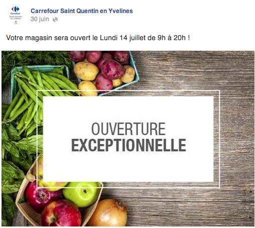 Carrefour Saint-Quentin