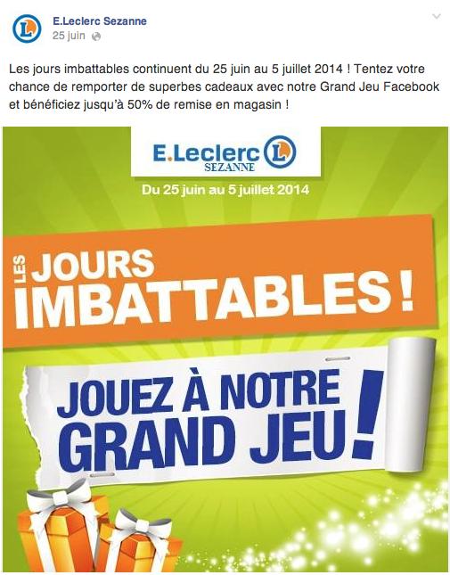 Leclerc Sézanne