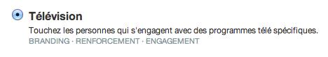 Twitter Ads - Emissions de télévision