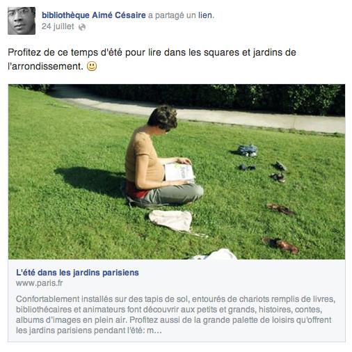 Bibliothèque Aimé Césaire 2