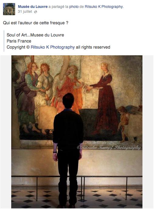 Musée du Louvre - Quiz