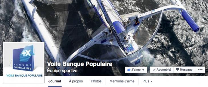 Voile Banque Pop