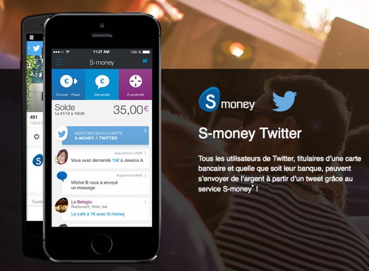 S-Money Twitter