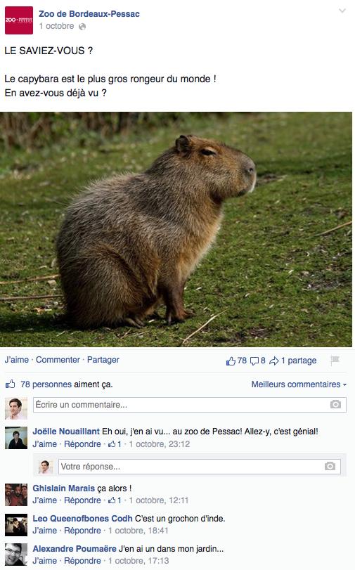 Pessac Zoo