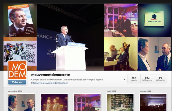 Instagram Modem