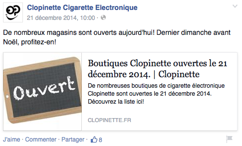 Clopinette 2