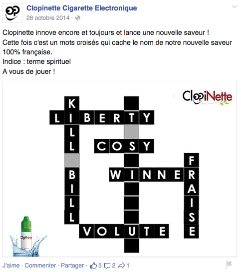 Clopinette 5