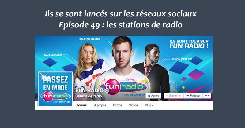 Stations de radio