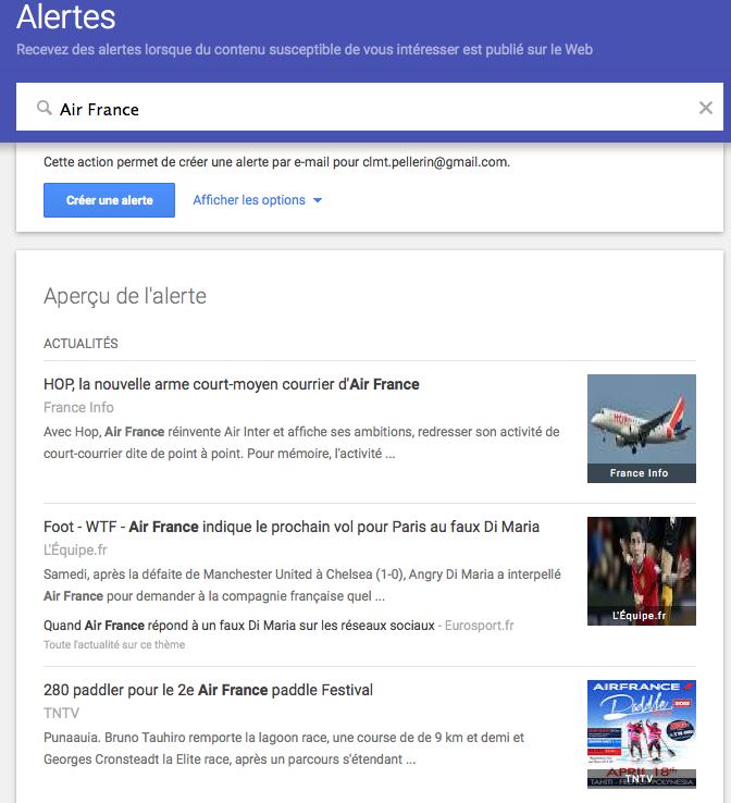 Air France - Formation reseaux sociaux