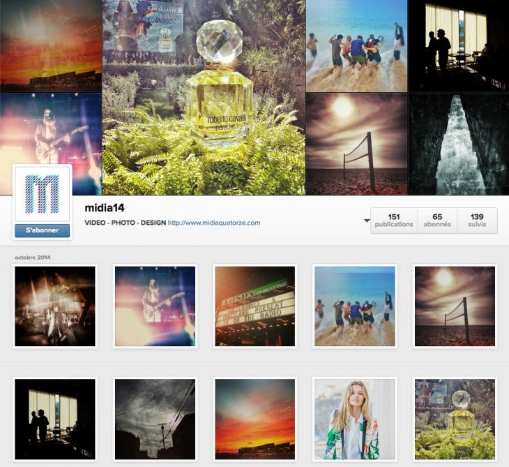 Instagram - Midi 14 - Formation reseaux sociaux