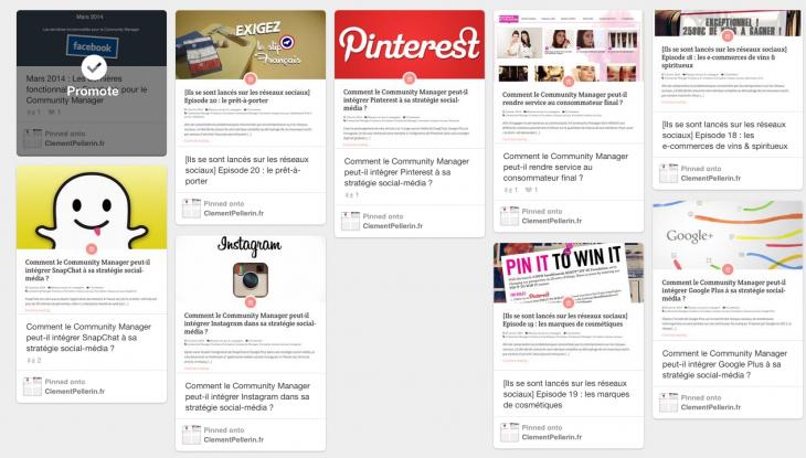 Publicite Pinterest 1 - Formation reseaux sociaux