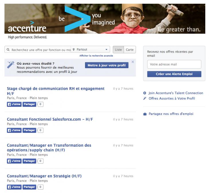 Accenture RH Facebook 2