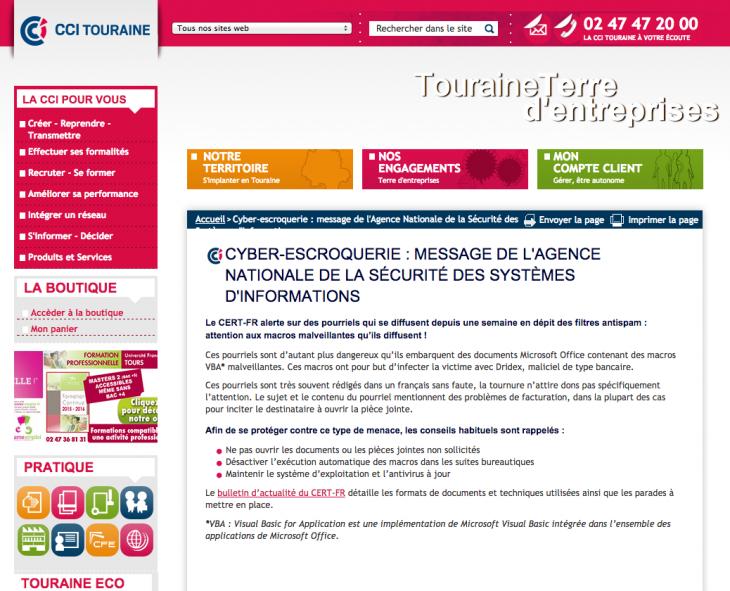 CCI Tourraine 3