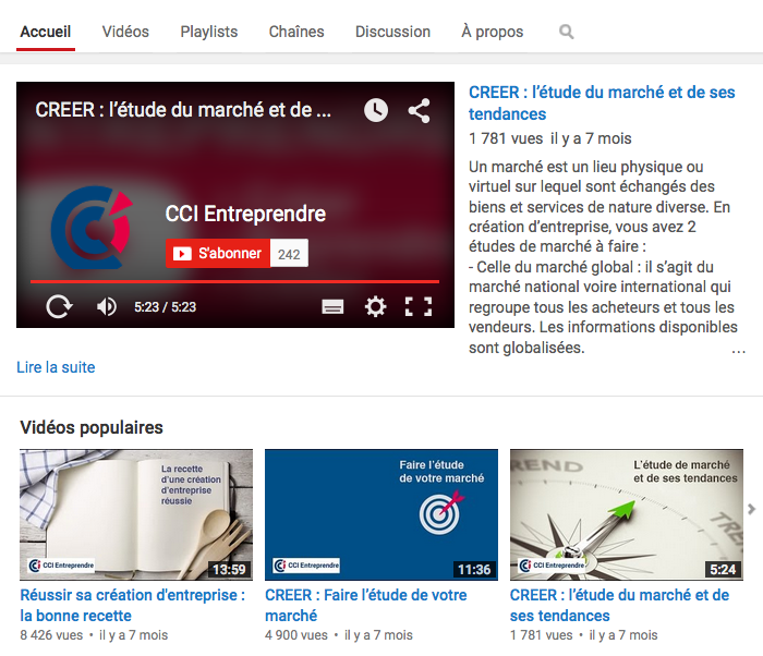 CCI Youtube 1