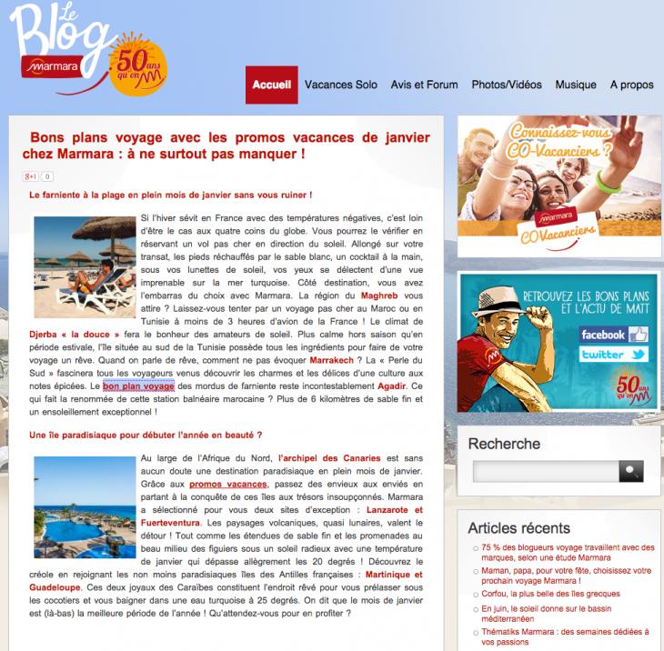 Marmara Blog