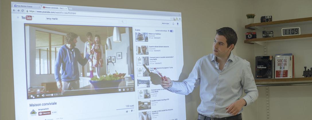 Formation aux réseaux sociaux par Clément Pellerin - Formateur réseaux sociaux & Community Management
