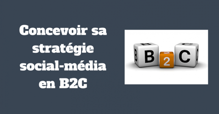 Strategie social-media B2C
