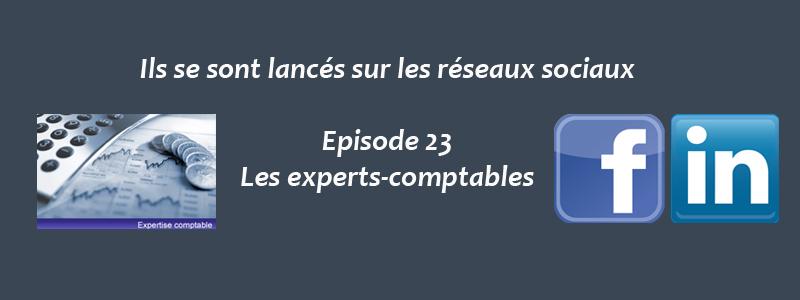 Episode 23 - les experts comptables