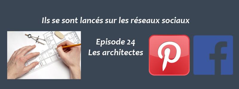 Architectes réseaux sociaux