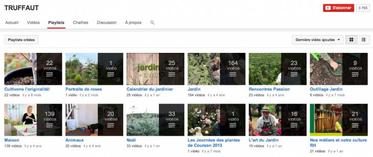 Truffaut Youtube