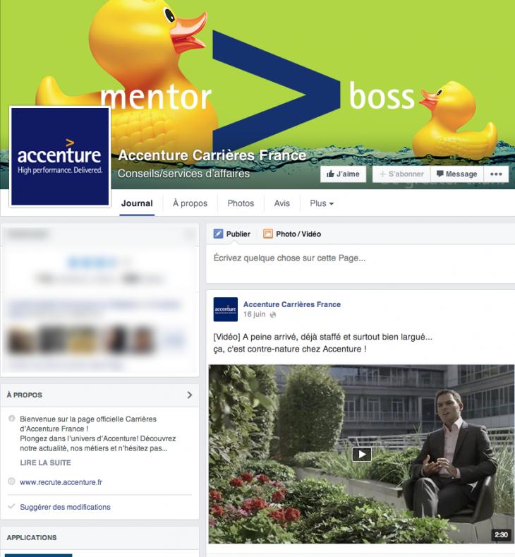 Accenture Recrutement