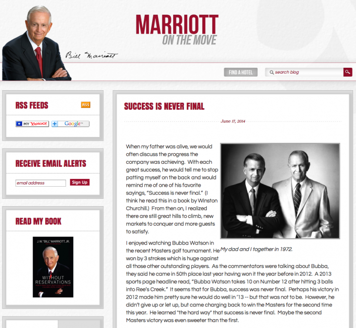 Marriott Hôtels