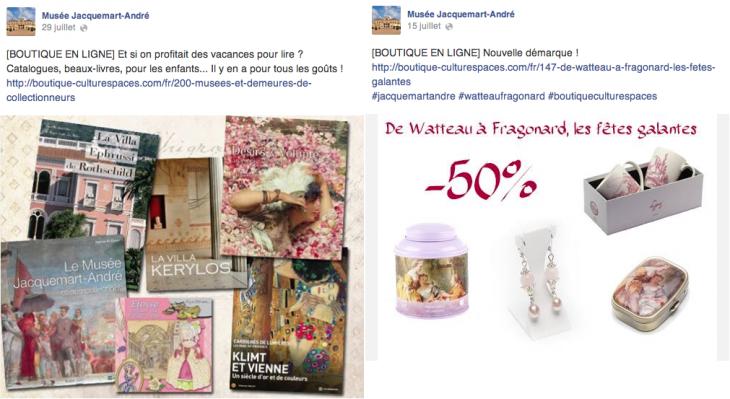 Boutique en ligne Musée Jacquemart André