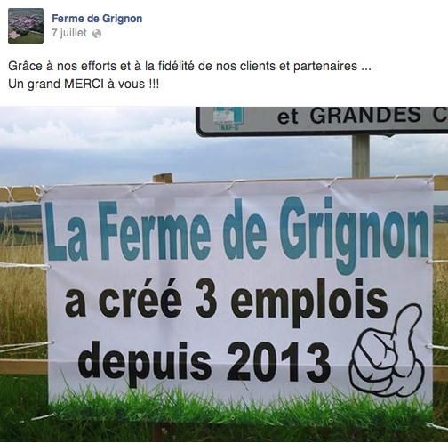 Ferme de Grignon 2