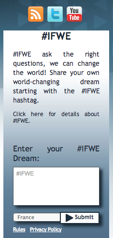 IFWE site