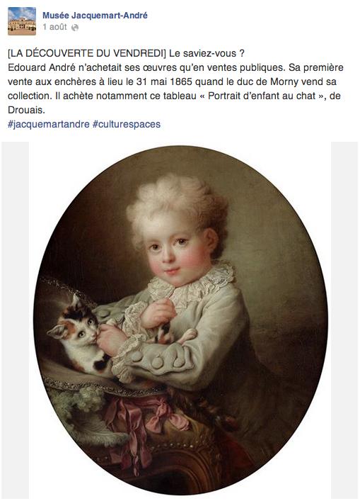 Le Saviez-vous Jacquemart André