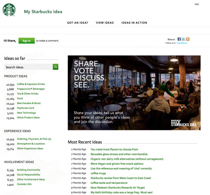 Starbucks 10