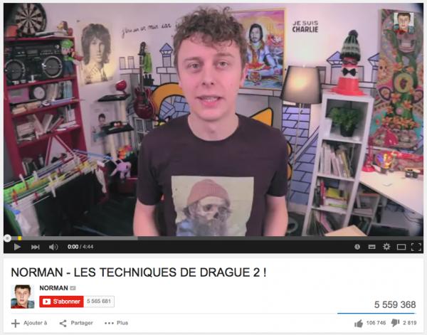 Norman Youtube