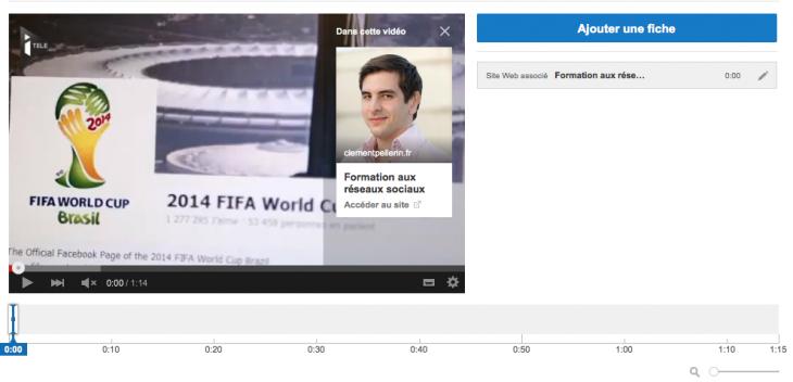 Formation reseaux sociaux - Fiche Youtube 4