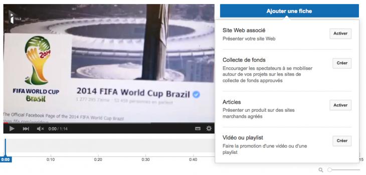 Formation reseaux sociaux - Fiches Youtube