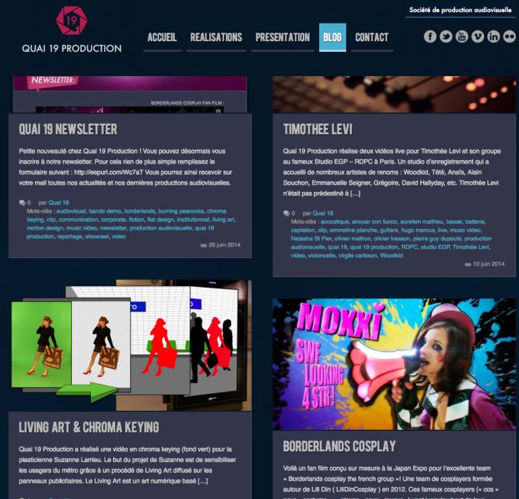 Blog - Quai 19 - Formation
