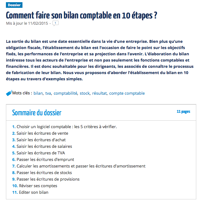 Blog WordPress - Formation reseaux sociaux