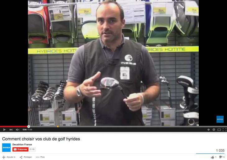 Club de Golf - Formation reseaux sociaux