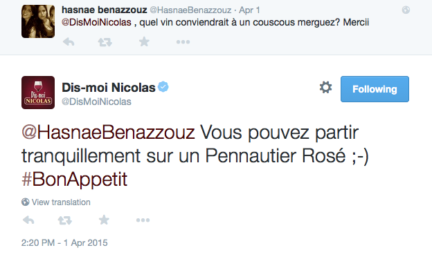 Nicolas Twitter 2 - Formation reseaux sociaux