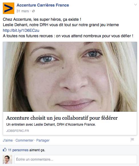 Accenture FB 1