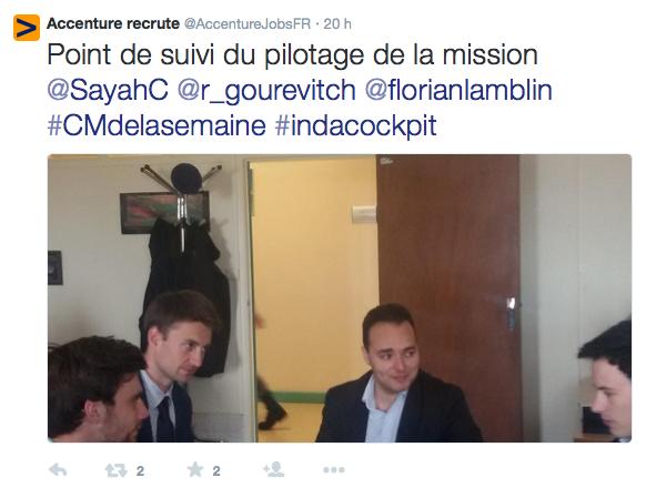 Accenture RH Twitter 2